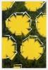 <br/>Gel médium, acrylique et pastels gras sur toile<br/>235 x 153,5 x 4,5 cm<br/>©François Fernandez