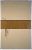 175 x 110 x 8 cm<br/>Collection privée<br/>François Fernandez