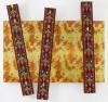 <br/>Tissu d'ameublement, lycra, canevas contrecollé sur bois<br/>212 x 200 x 12,3 cm<br/>©François Fernandez